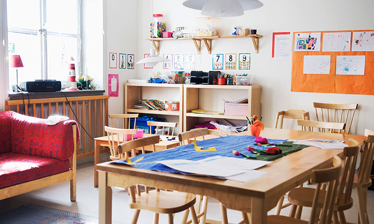 childcare facility
