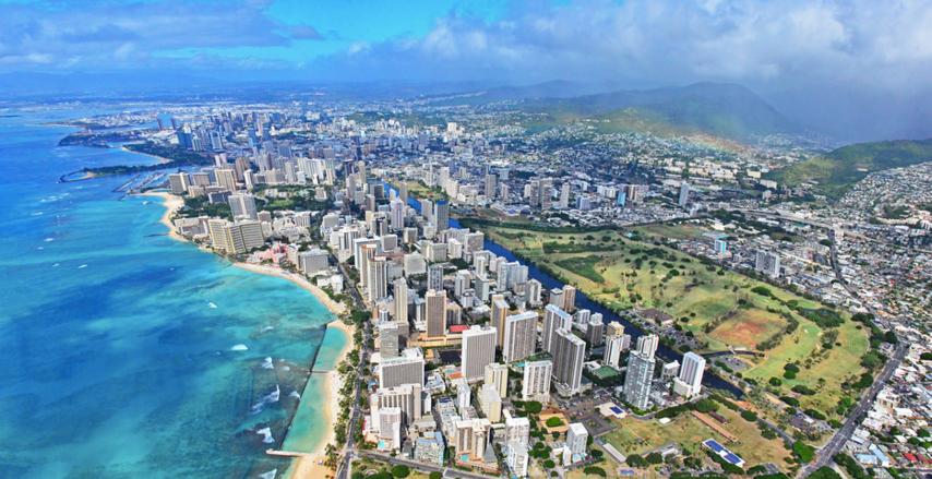 Hawaii Crime Rate By Island