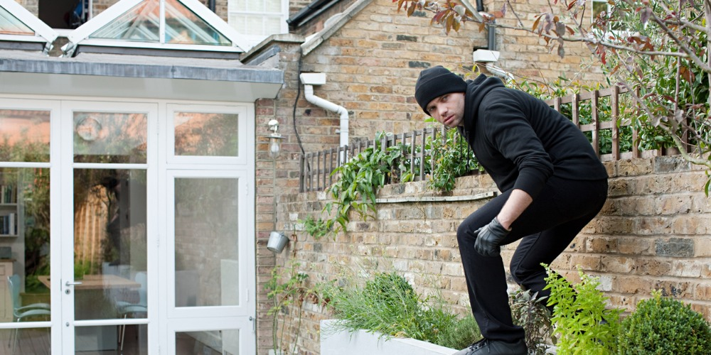 Bizarre Burglars: 3 Strange (But True) Home Break-Ins