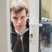Understanding Decisions to Burglarize from the Offender's Perspective