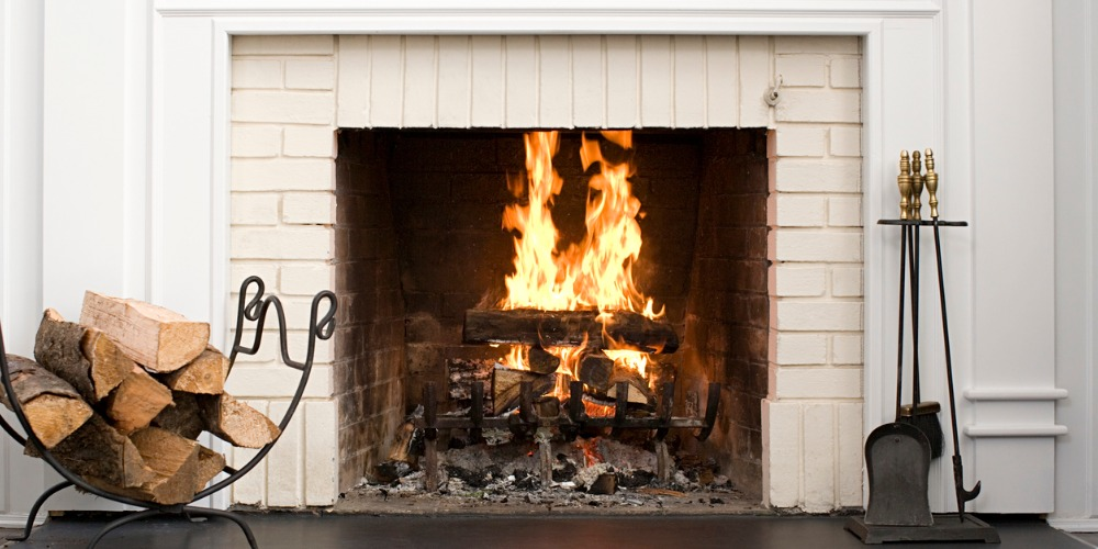 Fireplace Safety: Wood, Gas, Electric—Oh My!