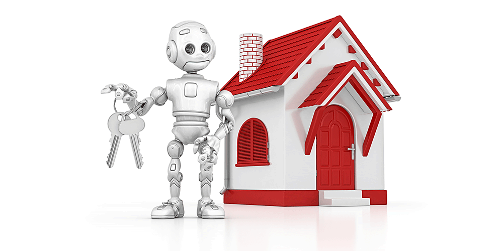 What's the Future of Robotic Home Security Monitoring?