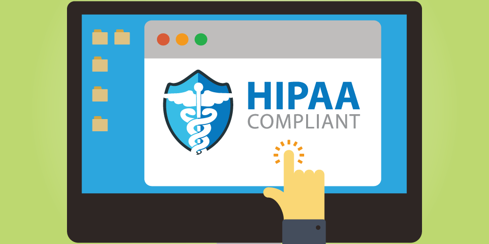 Healthcare Security: Structure for HIPAA Compliance | Vector