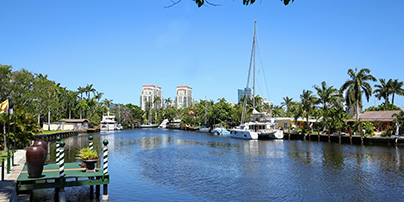 Sailboat Bend Fort Lauderdale