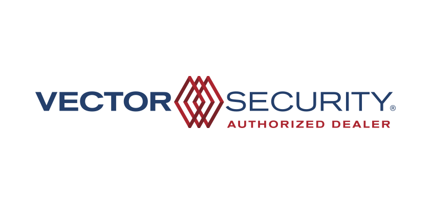 Vector Security Authorized Dealer Logo