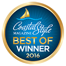 Coastal Style Magazine - Best Of - Winner icon