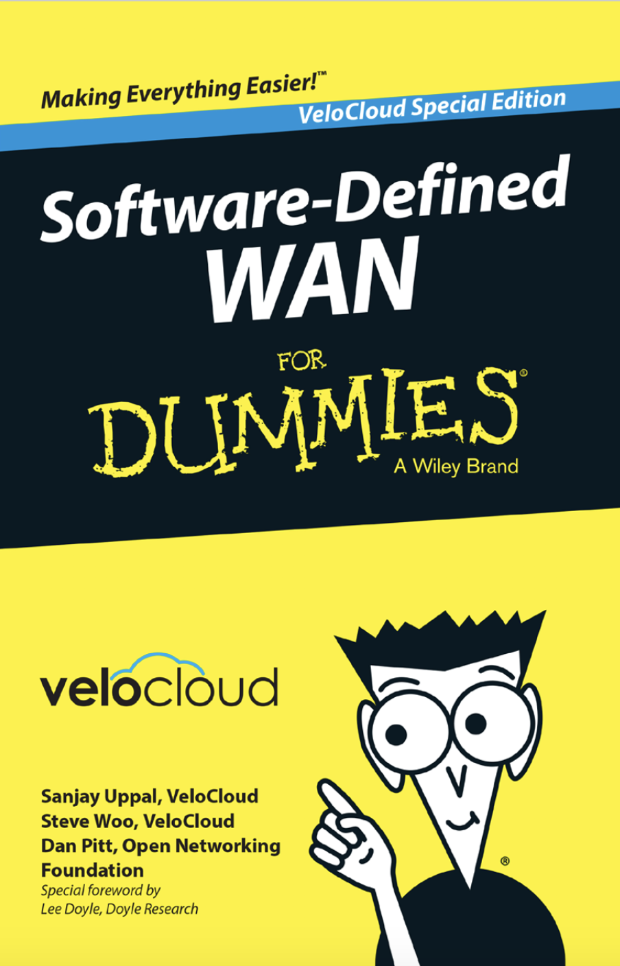 SD-WAN for Dummies book