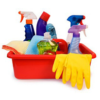 Tips For Proper Cleaning Supply Storage