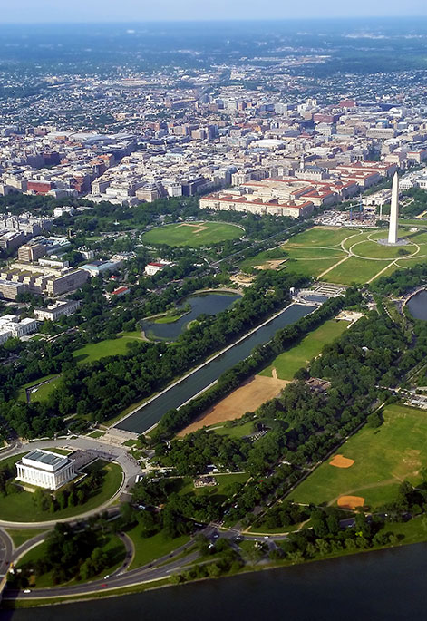 The Mall - Washington D.C.