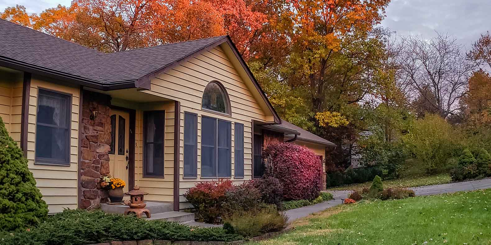 Maintain Home Security in Autumn