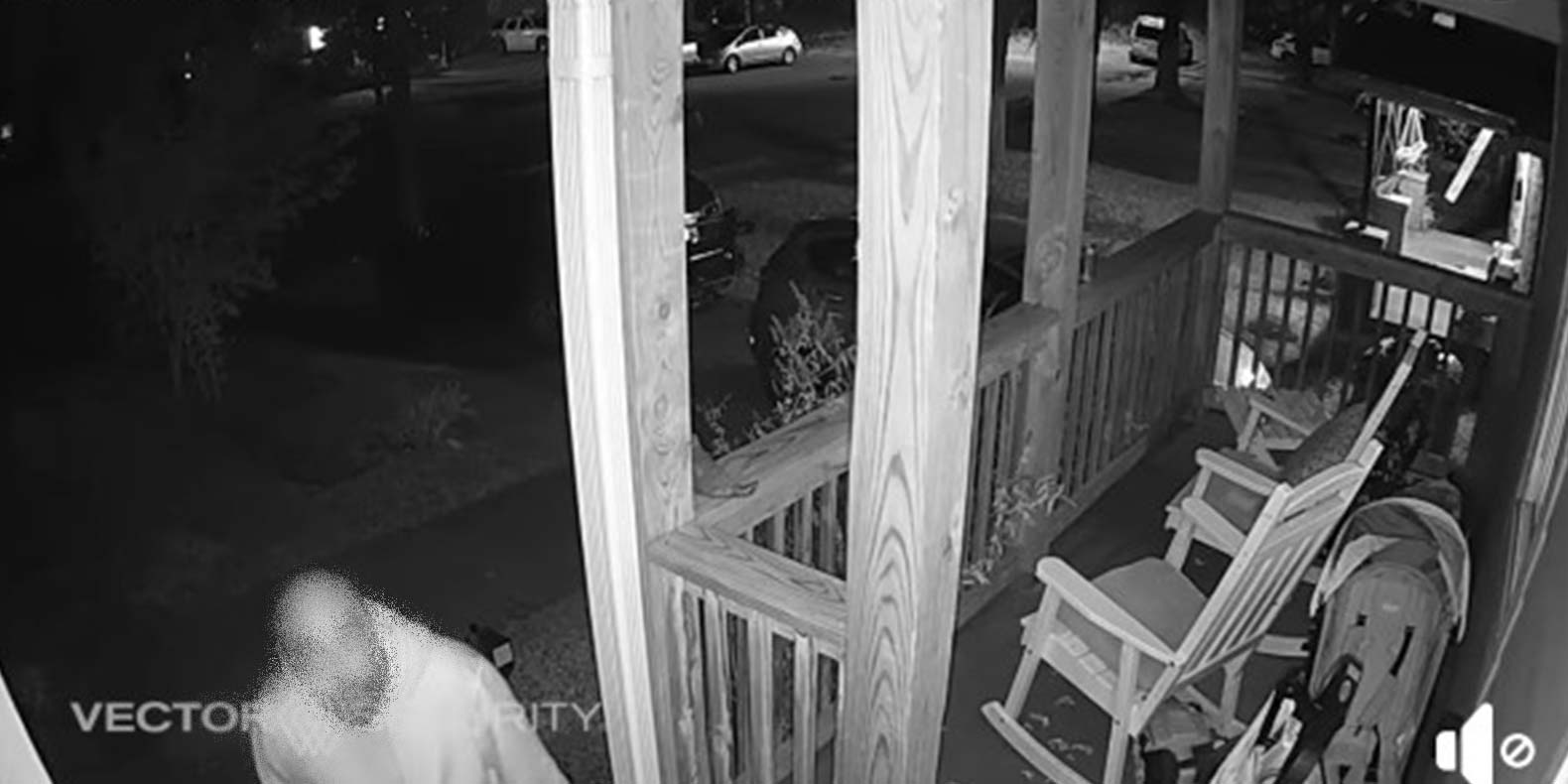 Security Camera App Notifies Customer of Attempted Burglary