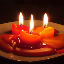 Seven Rules for Candle Safety