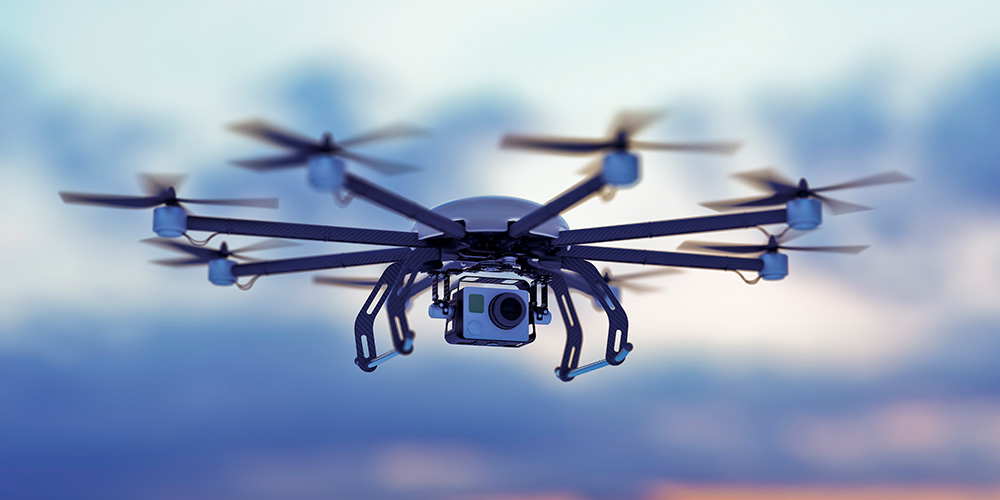 The Impact of Drones on Home Security