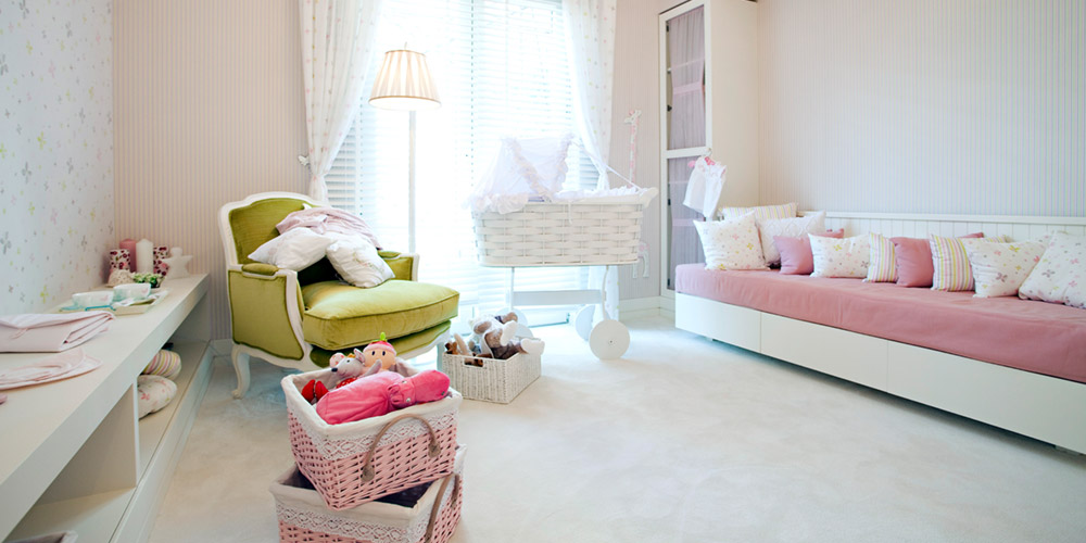 How to Create a Smart Nursery with Home Security