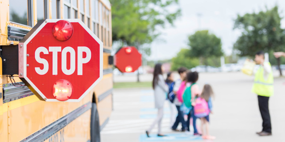 4 Ways to Keep Your Kids Safe this School Year