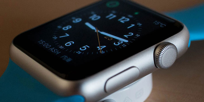 When Smart Watch and Smart Home Collide