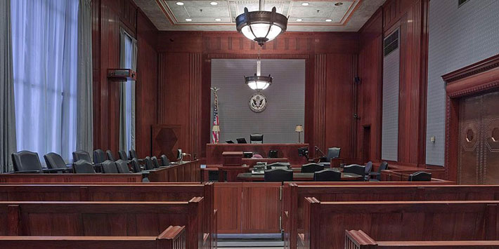 How to Secure Your Courtroom With Video Surveillance
