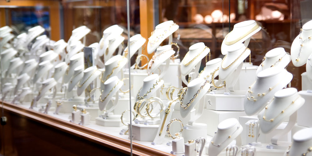 Jeweler Security: How to Protect Against Theft