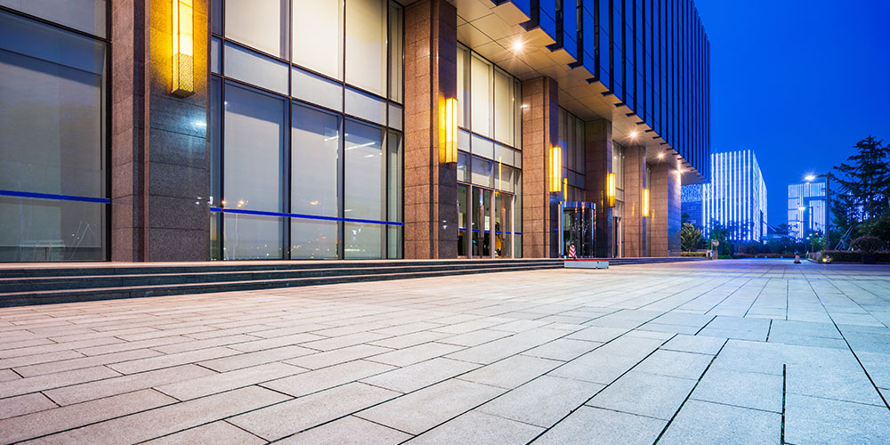 How to Enhance Business Security with Outdoor Lighting