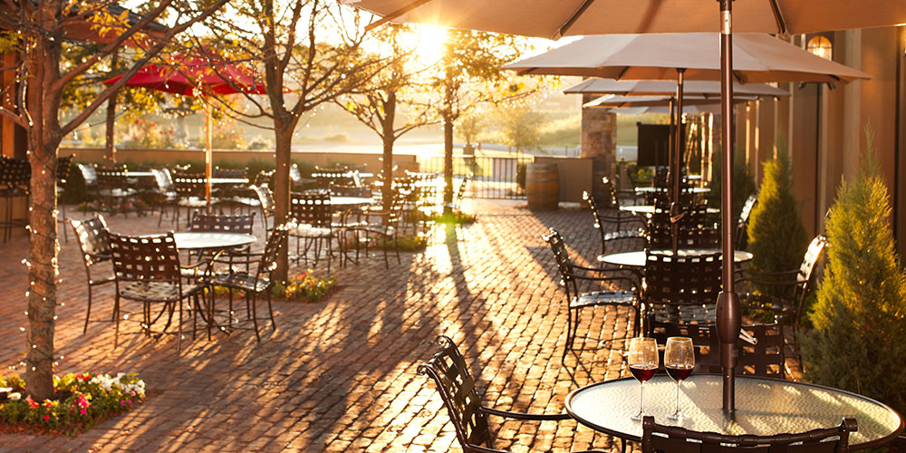 Tips to Secure Your Restaurant's Patio